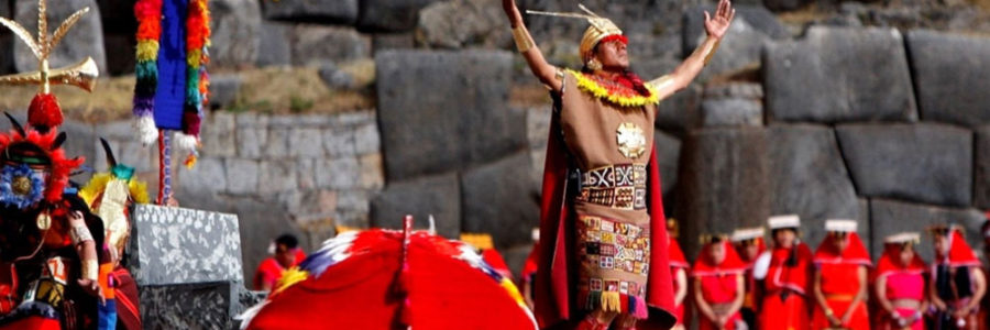 Sun festivity – Inti Raymi program