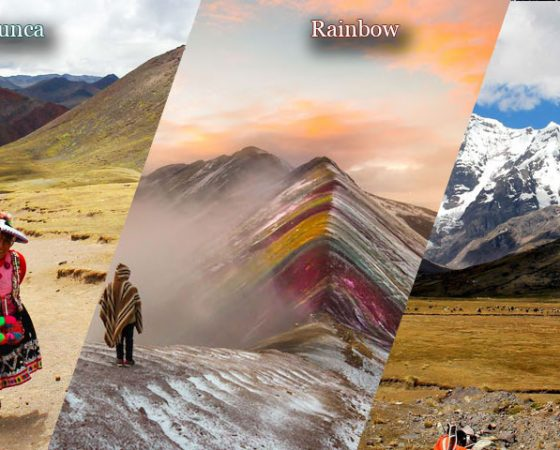 RAINBOW MOUNTAIN TRIP